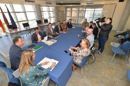 El Alcalde informa a la Plataforma pro Soterramiento que los técnicos municipales han detectado incidencias en el estudio informativo que obligarán a ampliar el tramo previsto