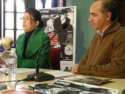 Rosa Medina presenta la nueva programación de Cine Club Paradiso