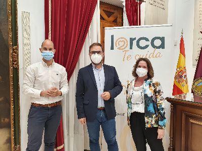 Lorca se adhiere a la Estrategia de Promoción de la Salud y Prevención del Sistema Nacional de Salud