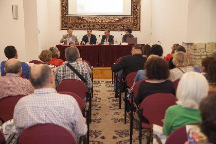 La Sinagoga medieval de Lorca, protagonista de una conferencia dentro de los actos por el 700 aniversario de la Sinagoga de Córdoba