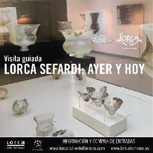 ''Lorca, Taller del Tiempo'' ofrece una nueva visita guiada para difundir el patrimonio judío de la ciudad