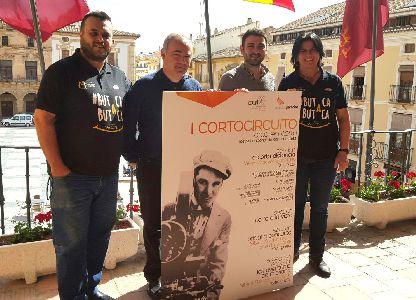 El Ayuntamiento de Lorca organiza del 22 al 24 de abril el primer Festival Nacional de Cortometrajes ''Cortocircuito''