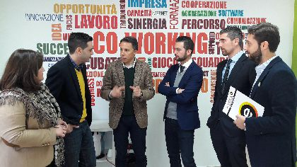 El Alcalde califica de ''vital'' la aportación de los empresarios de Guadalentín Emprende al fortalecimiento del mercado laboral y la recuperación económica en Lorca