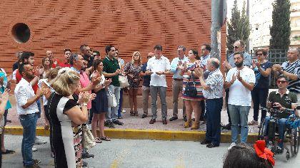 Lorca rendirá tributo esta tarde a Miguel Ángel Blanco, concejal ejecutado por los asesinos de ETA y símbolo del espíritu de Ermua