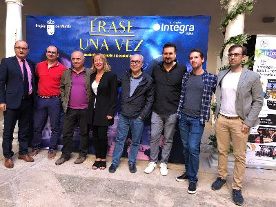 El vídeo musical ''Érase una vez'' pone en valor la capacidad para sobreponerse a los daños ocasionados por los terremotos de Lorca y de los lorquinos