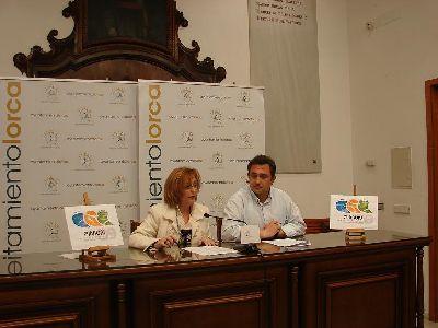 El Ayuntamiento de Lorca contratará a 59 profesionales gracias a unas subvenciones de la Comunidad Autónoma para reforzar el empleo