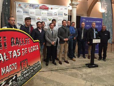 El VIII Rallye Tierras Altas de Lorca inaugurará el nuevo Súper Campeonato de España que incluye las ochos pruebas escogidas por la Federación Española
