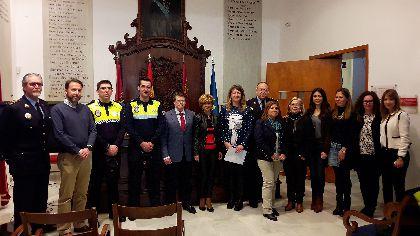 El Alcalde preside la toma de posesión de 3 nuevos funcionarios municipales
