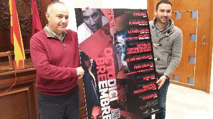 El Ayuntamiento de Lorca presenta para noviembre y diciembre el programa con más diversificación de contenidos y formatos de la trayectoria del Cine Club Paradiso