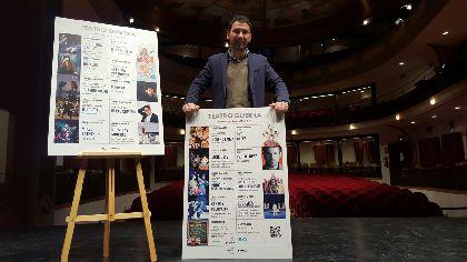 18 espectáculos de teatro, música, humor y ópera integran la programación del Teatro Guerra de enero a mayo, una de las más brillantes de los últimos años