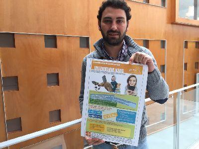 La Concejalía de Juventud de Lorca pone en marcha un servicio de orientación a padres para proteger a sus hijos de las amenazas que puede tener internet para los menores