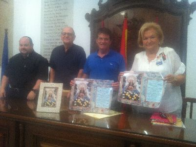 La Hermandad de la Virgen de las Huertas nombra Custodio de Honor y Perpetuo de la patrona de Lorca al Obispo y Hermano de Honor a Jaime García-Legaz