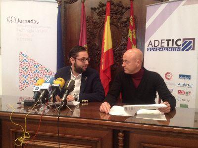 Lorca acoge el lunes la primera jornada presencial y virtual sobre Tecnología, Turismo, Patrimonio y Empleo promovida por ADETIC de la mano del Ayuntamiento de Lorca