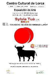 El Alcalde de Lorca inaugurará el miércoles la exposición de Sylvia Tuà ''Era Keicho-400 años de homenaje a Japón'', uno de los actos culturales del Año Dual España-Japón