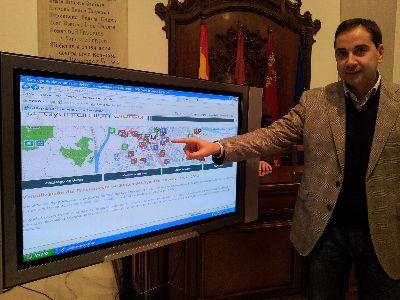 El Ayuntamiento de Lorca aumenta su transparencia activa con la primera web de la Región de apertura de datos públicos