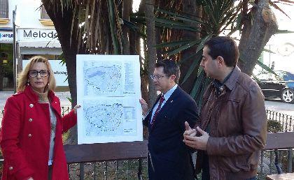 El Pleno del Ayuntamiento de Lorca aprueba la Estrategia Lorca 2020 para solicitar casi 14 millones de Fondos FEDER que permitan rehabilitar la zona histórica de la ciudad