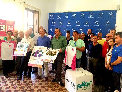 Los Juegos Deportivos del Guadalentín celebran su 40 aniversario con una programación cultural que incluye una exposición antológica, ciclos culturales y la edición de una revista conmemorativa