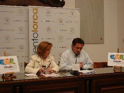El Ayuntamiento de Lorca subvenciona la adquisición de cuatro pizarras digitales interactivas destinadas a las aulas abiertas de colegios del municipio