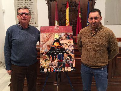 Una obra de Andrés Sánchez Cánovas gana el IV Concurso del Cartel de la Semana Santa de Lorca, al que se presentaron 11 propuestas