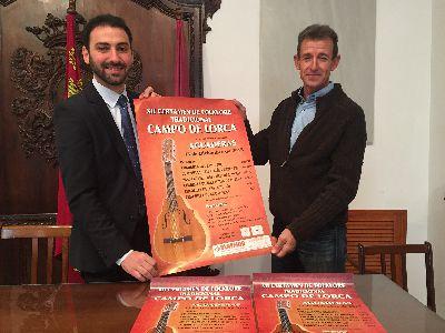 El XII Certamen de Folclore Tradicional Campo de Lorca reúne este domingo en la pedanía de Aguaderas a seis grupos de cinco localidades diferentes