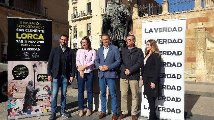 Gastronomía, cultura y ocio se unen en la II edición del Maratón Fotográfico ''Lorca-San Clemente'' organizado por La Verdad y el Ayuntamiento