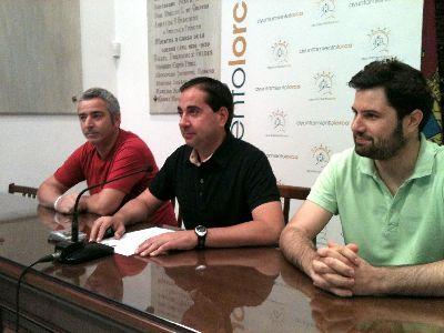 El Concejal de Sociedad de la Información recibe a los promotores de la App ''qlikBar'', presente en 160 locales de toda España y que este mes inicia su actividad en México