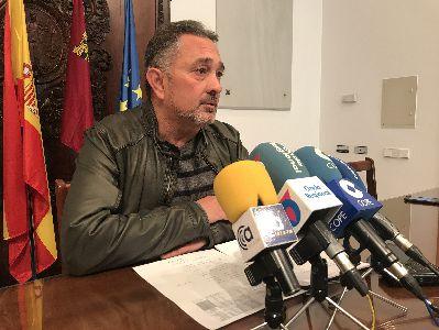 El Ayuntamiento mejorará antes de final de año 35 calles, 2 caminos y 3 parques de Avilés, Doña Inés, La Paca y Zarzadilla de Totana con una inversión de 450.000 euros