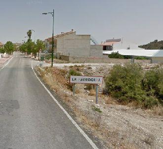 El Ayuntamiento de Lorca procederá a la mejora del camino Cebaderos situado en la pedanía de La Parroquia