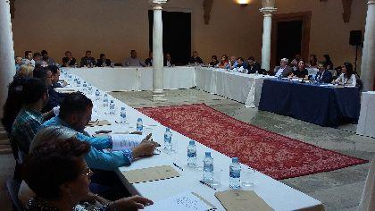 El Consejo Social de la Ciudad renueva sus cargos y se marca el objetivo de impulsar el Plan de Movilidad Urbana y el proyecto ''Lorca Smart City''