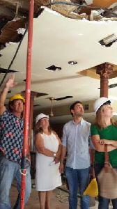 Las obras de rehabilitación y mejora del edificio de la Cámara Agraria culminan su primera fase tras invertir cerca de 182.000 euros