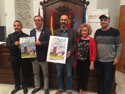 El Castillo de Lorca acogerá este domingo una nueva edición de ''La Fortaleza de los Libros'' con la participación de más de medio centenar de autores