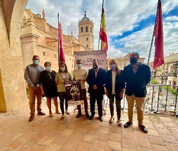 El Fondo Cultural Espín acoge este mes de octubre la exposición fotográfica 'La mirada del deporte en el marco de Lorca'