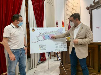 Aprobación inicial del Plan Parcial del Sector de Apolonia que permitirá instalar un supermercado y construir viviendas