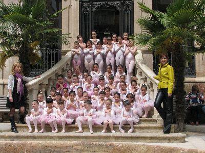 El estudio de danza de Maria Teresa Lazareno celebra su XXVIII Festival el lunes en el Recinto Ferial Santa Quitería