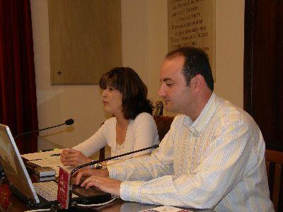 La Concejalía de Cultura y Festejos cuenta desde hoy con una web propia