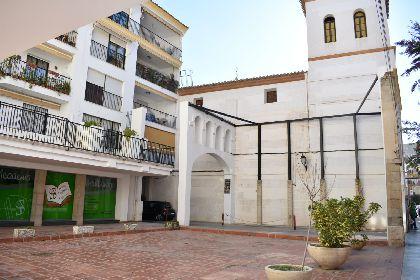El Ayuntamiento inicia los trámites para que Santo Domingo recupere su histórico claustro, que tuvo que ser desmontado y custodiado por los daños de los terremotos de 2011