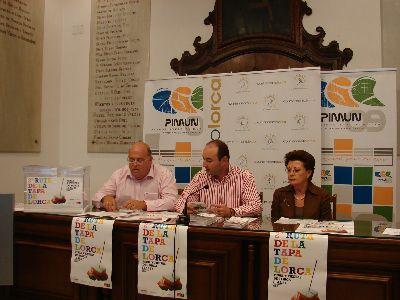 37 establecimientos pretenden conquistar el paladar de los ciudadanos en la 2ª Ruta de la Tapa de Lorca