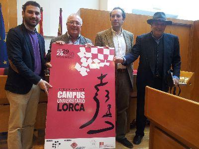 Del 28 al 30 de diciembre se celebrará el primer Torneo de Ajedrez Sub 2200 Campus Universitario de Lorca