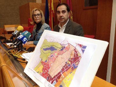 El Ayuntamiento de Lorca consulta a los lorquinos sobre la Estrategia de Desarrollo Sostenible Integrado que plantea la reactivación y dinamización económica del casco histórico