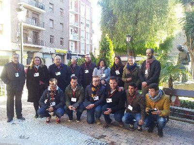Lorca emprende una nueva campaña de promoción ciudadana para respaldar la candidatura del Arte del Bordado como Patrimonio Inmaterial de la Humanidad