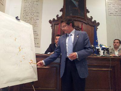 El Alcalde anuncia una reducci�n de hasta el 80% en 2015 para las 1.320 familias que pagaban IBI urbano por terrenos sin desarrollar