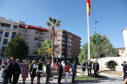 Lorca homenajea mañana a la bandera de España en la celebración del Día de la Hispanidad