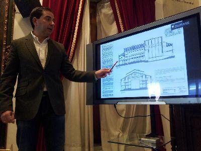 La rehabilitación del Teatro Guerra será ejecutada por un 32,5% menos de lo previsto, e incluirá todas las mejoras propuestas por el Ayuntamiento de Lorca