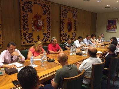 El Equipo de Gobierno del Ayuntamiento de Lorca reclama que se tenga en cuenta la opini�n de los lorquinos en la Reforma de la Ley Electoral Regional