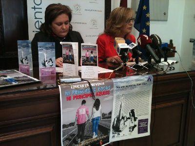 El Ayuntamiento de Lorca convoca un concurso para sensibilizar a través de Twitter contra la violencia de género