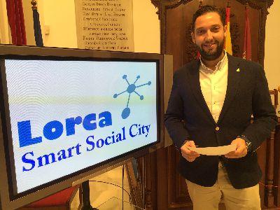 El Ayuntamiento inicia la redacción del plan director ''Lorca Smart Social City'' para impulsar al municipio como Ciudad Inteligente