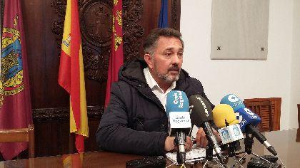 El Ayuntamiento avanza en la propuesta del Alcalde para diseñar, aprobar y aplicar una bajada general del recibo de agua a todos los lorquinos