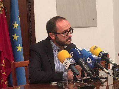 El Ayuntamiento de Lorca devolverá íntegro el importe del 50 por ciento del IBI abonado por los contribuyentes en el caso de aprobarse la bonificación del IBI