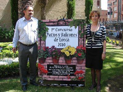 Bases del Primer Concurso de Patios y Balcones de Lorca 2010
