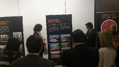 Torre Pacheco acoge la exposición conmemorativa de los diez años del programa del turismo cultural lorquino
